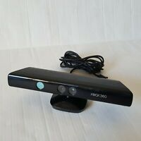 Xbox 360 Kinect Motion Sensor Bar Model 1414 Microsoft Video Game Black Genuine