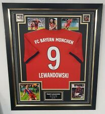 LUXURY FOOTBALL SHIRT FRAMES JERSEY FRAMING * We frame your shirt for you!!!!