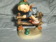 "Vintage Very Rare M.I. Hummel ""Retreat to Safety"" Figurine"