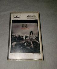 RUSH PERMANENT WAVES CASSETTE TAPE 1980 PolyGram Records