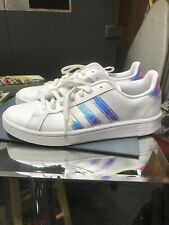 Adidas  Women's Shoes- White- Excellent Condition!! Worn Once