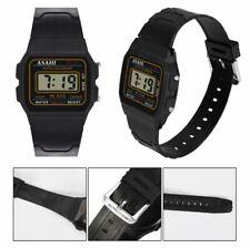 Children's/Kids/Boys/Girls: Classic/Retro/Vintage 70's/80's Digital LCD Watch