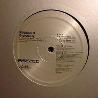 RUDENKO • Everybody • Vinile 12 Mix • 2009 Rise