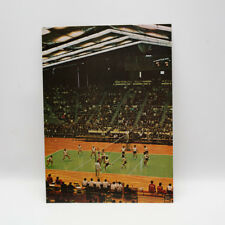 VTG Tokyo 1964 Olympics Volleyball Poland Vs Japan Picture Postcard