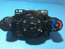 Ford Fiesta C1B1-19980-CC A/C Climate Control Panel