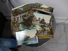 BARNARD CASTLE EIGHT   ! ( 8 )  EDWARDIAN  POSTCARDS nR MINT  AS A LOT   BARGAIN