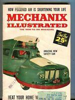 Mechanix Illustrated Magazine April 1959 Amazing New Safety Car 062617nonjhe