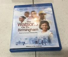 The Watsons Go to Birmingham (DVD and Blu-ray )