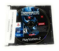 Terminator: Dawn of Fate Sony PlayStation 2 PS2 Disc Only No Manual