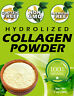 Collagen Peptides Hydrolyzed Anti-Aging Type 1 & 3 90% Protein Powder Kosher NEW