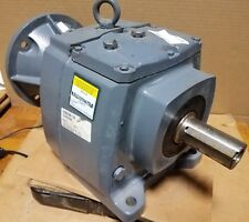 NEW BOSTON GEAR DOUBLE REDUCTION GEAR REDUCER  /   F642B-32-B9     31.4:1 RATIO