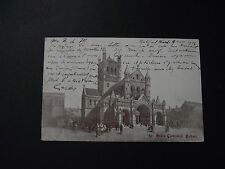 Postcard of St. Ann's Cathedral Belfast Postmarked c1905 .AH6640