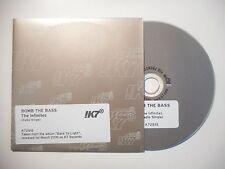 BOMB THE BASS : THE INFINITES ♦ CD SINGLE PORT GRATUIT ♦