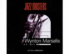 CD WYNTON MARSALIS  jazz masters HOLLAND 1996 EX