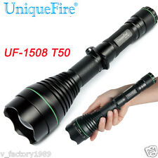 UniqueFire 1508 Osram IR 940nm T50 LED illuminator Nightvision 3mode For hunting