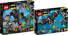 LEGO DC Universe Super Heroes 76117 76116 Batman™ Bat-U-Boot
