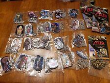 Legend of Zelda Collector Tags Complete Base Set 1 - 22