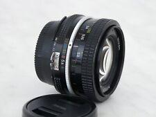 Nikon MF Nikkor 20mm 4.0 AI Objektiv Vollformat Gewährleistung 1 Jahr