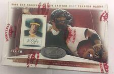 2004 Fleer Hot Prospects Draft Edition Factory Sealed Baseball Hobby Box