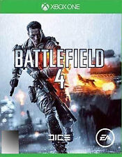 **REDUCED** Battlefield 4 (Microsoft Xbox One, 2013)