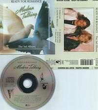 MODERN TALKING-READY FOR ROMANCE-1986-GERMANY-CD-NEW-