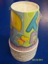 Hugs & Stitches Baby Shower Party 9 oz. Paper Cups