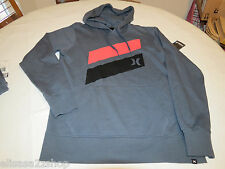 Hurley hoodie hoody shirt long sleeve Men's M medium MFT0004010 Icon Splash DGR