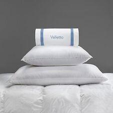 Matouk Valletto Standard Pillow White - Firm