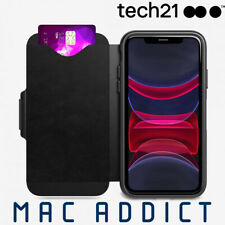 Tech21 Evo Wallet Rugged Folio Case w/ Concealed Storage For iPhone 11