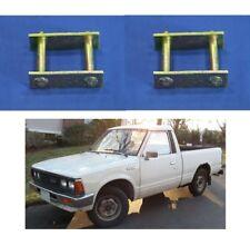 Suspension Rear Shackle Leaf Spring Hanger For 1980-86 Datsun Nissan 720 Pickup