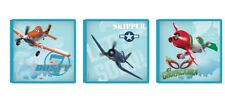 10 X Graham and Brown Disney Planes Set of 3 Art Printed Box Sets