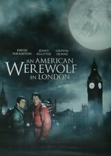 John Landis' An American Werewolf in London (1981) David Naughton Griffin Dunne