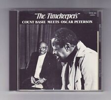 (CD) Count Basie Meets Oscar Peterson - The Timekeepers / Japan / 3112-43