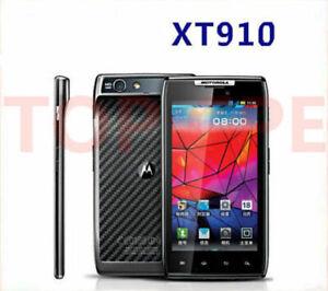 Unlocked Motorola RAZR XT910 WIFI 3G 8MP 16GB Touchscreen Smartphone Original