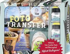 Foto-Transfer und mehr – Starterbox von Jutta Handrup und Maike Hedder (2015, Taschenbuch)
