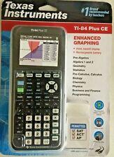 New ListingTexas Instruments Ti-84 Plus Ce Graphing Calculator Brand New!