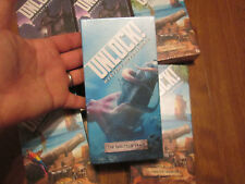 UNLOCK ! MYSTERY ADVENTURES THE NAUTILUS TRAPS BRAND NEW  BOARD GAME