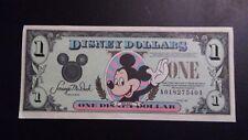 disney dollars 50 anniversary
