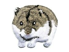 Dwarf Hamster Campbell's Iron On Applique Patch