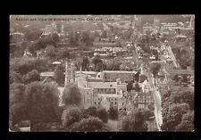 Hants Hampshire WINCHESTER College Aerial early PPC by Photochrom