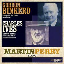 Martin Perry - Binkerd/ Ives: Essays For Piano | Concord Sonata [CD]