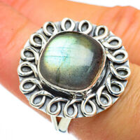 Labradorite 925 Sterling Silver Ring Size 7 Ana Co Jewelry R44042F