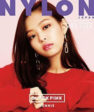 NYLON JAPAN Sep 2017 Special Edition BLACKPINK JENNIE Magazine K-Pop SHEL'TTER