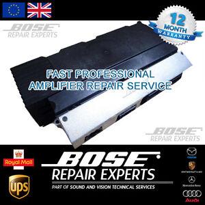 AUDI Q7 BOSE AMPLIFIER REPAIR SERVICE 4L0035223 4L0 035 223 MMI SYSTEM