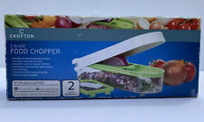 crofton food chopper Preowned EUC