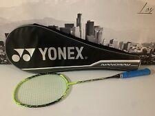 YONEX Nanoray Z Speed Badminton Racquet, World Record, Aerobite string