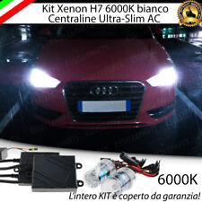 KIT XENON XENO H7 AC 6000K CANBUS AUDI A3 8V 100% NO ERROR + PORTALAMPADE