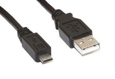 3 Foot USB A to Micro-B Cable for Digital Cameras & Peripherals