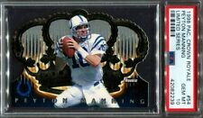 Peyton Manning 1998 Pacific Crown Royale Limited Series #54 /99 Rookie RC PSA 10