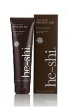 HE-SHI ONE DAY TAN 150ML *BRAND NEW IN BOX* *FREE P&P*